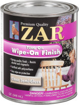 Зар Тунговое масло Zar Tung Oil Wipe-on Finish