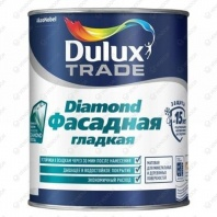 Dulux Diamond Фасадная гладкая краска Делюкс