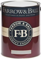 Farrow & Ball (Фор & Бол) ESTATE EGGSHELL ПОЛУМАТОВАЯ(F&B)